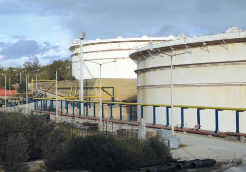 Natural Gas Main Line