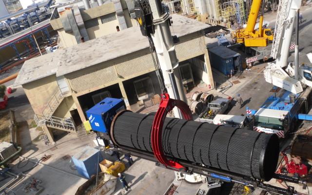 Heat Exchanger Maintenance U-31